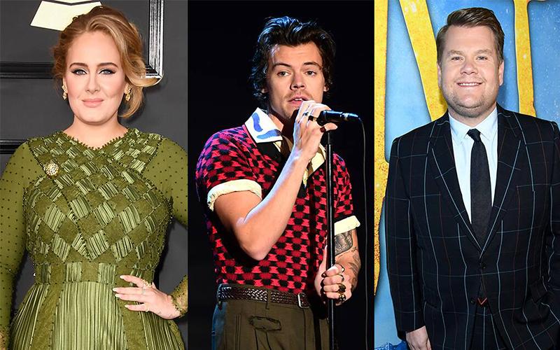 Photo of Adele, Harry Styles y James Corden disfrutan de sus vacaciones en el Caribe