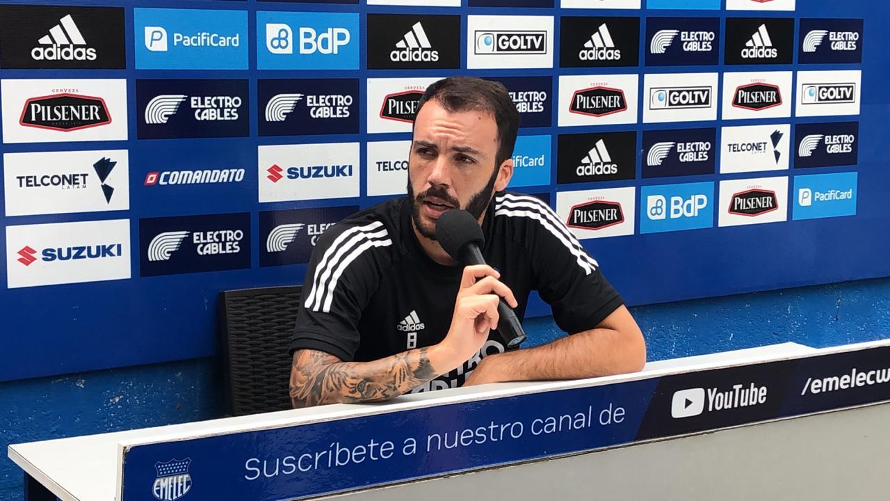 Photo of Rodríguez: «El haber perdido no te deja conforme. Cada jugador tiene que ser una autocritica y en base a eso mejorar»