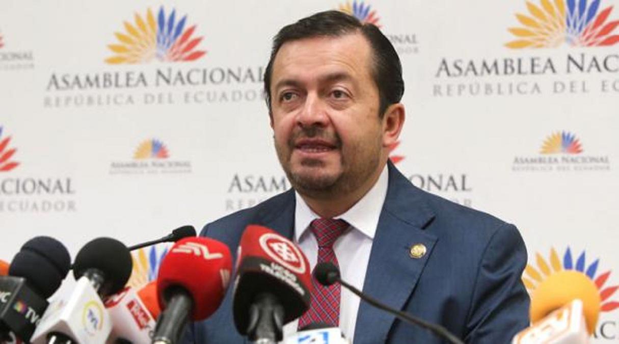 Photo of Villamar asegura que nunca estuvo a favor con el acuerdo AP – CREO