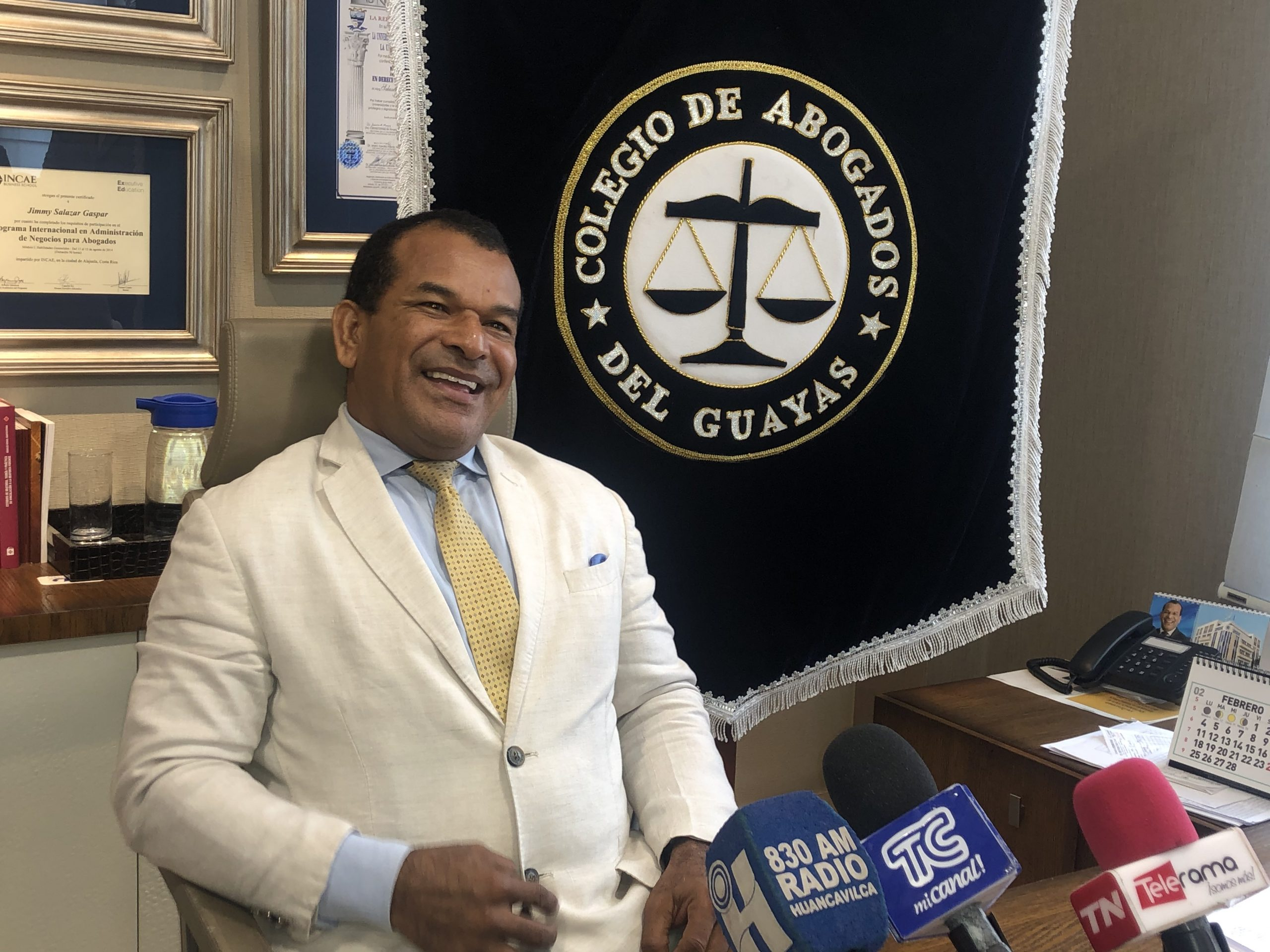 Photo of Esposo de exasesora de Correa se defiende de vinculación en caso Sobornos