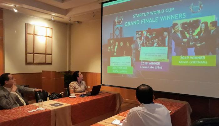 Photo of Ecuador entra a la competencia mundial sobre emprendimiento