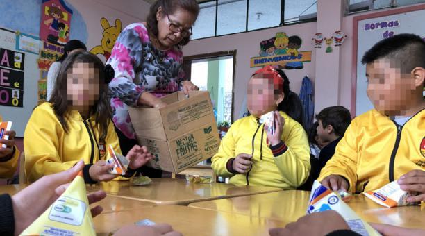 Photo of Ley de Alimentación Escolar busca diversificar refrigerios