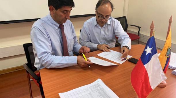 Photo of Ecuador concretó el Acuerdo de Integración Comercial con Chile