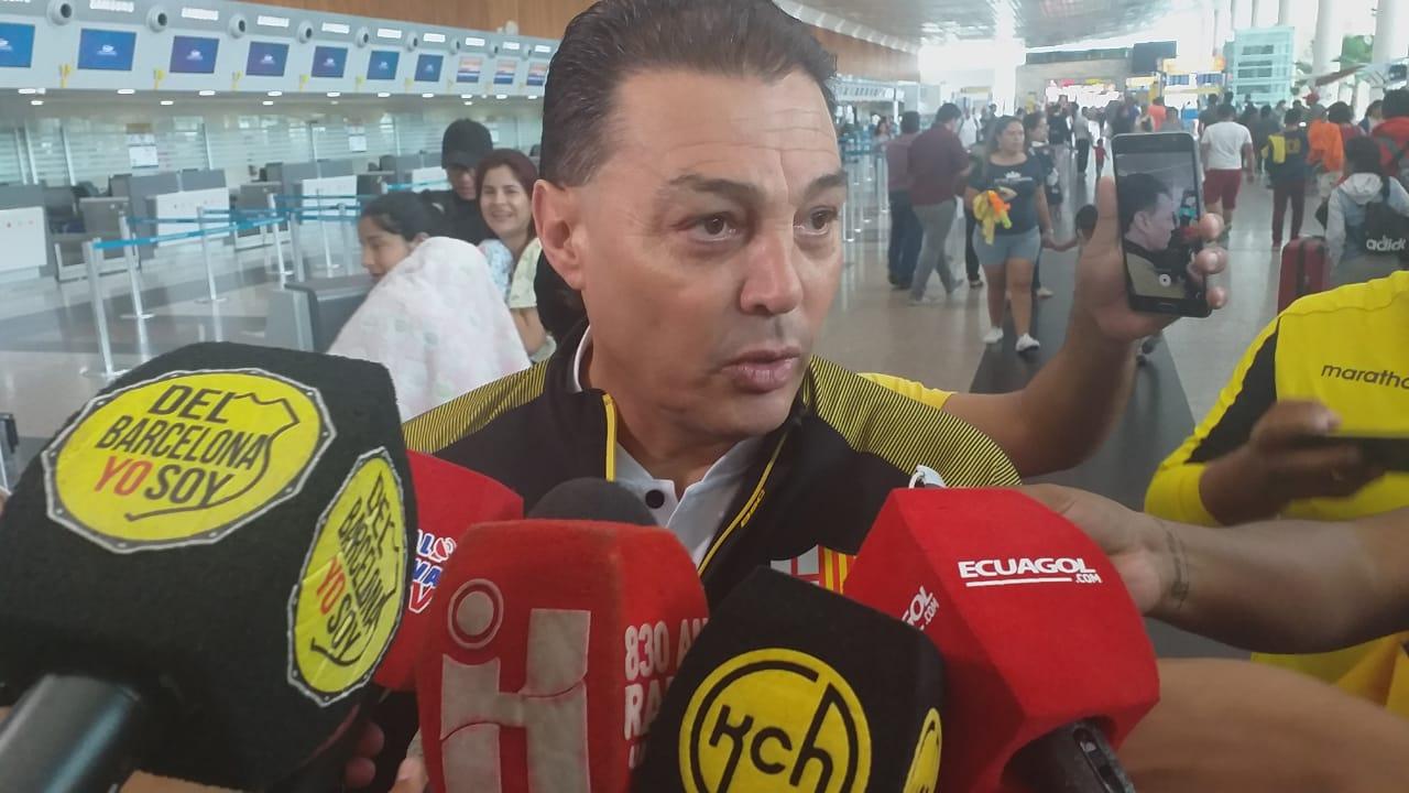 Photo of Alfaro Moreno viaja  junto al equipo para el duelo ante Cerro Porteño