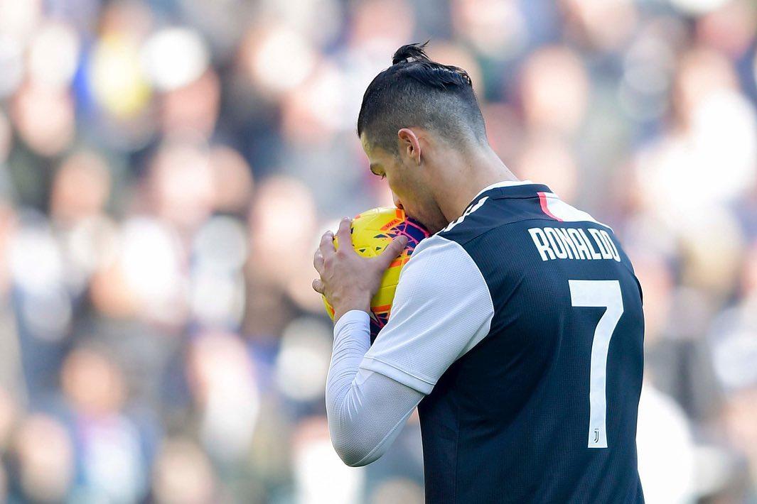 Photo of Cristiano se vuelve «CR35», hambriento de más récords