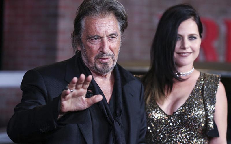 Photo of La actriz Meital Dohan rompe su noviazgo con Al Pacino por viejo