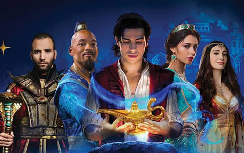 Photo of Disney prepara una secuela de «Aladdin»