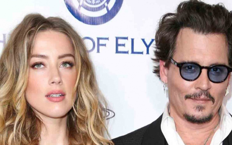 Photo of Audio revela que Amber Heard golpeaba a Johnny Depp