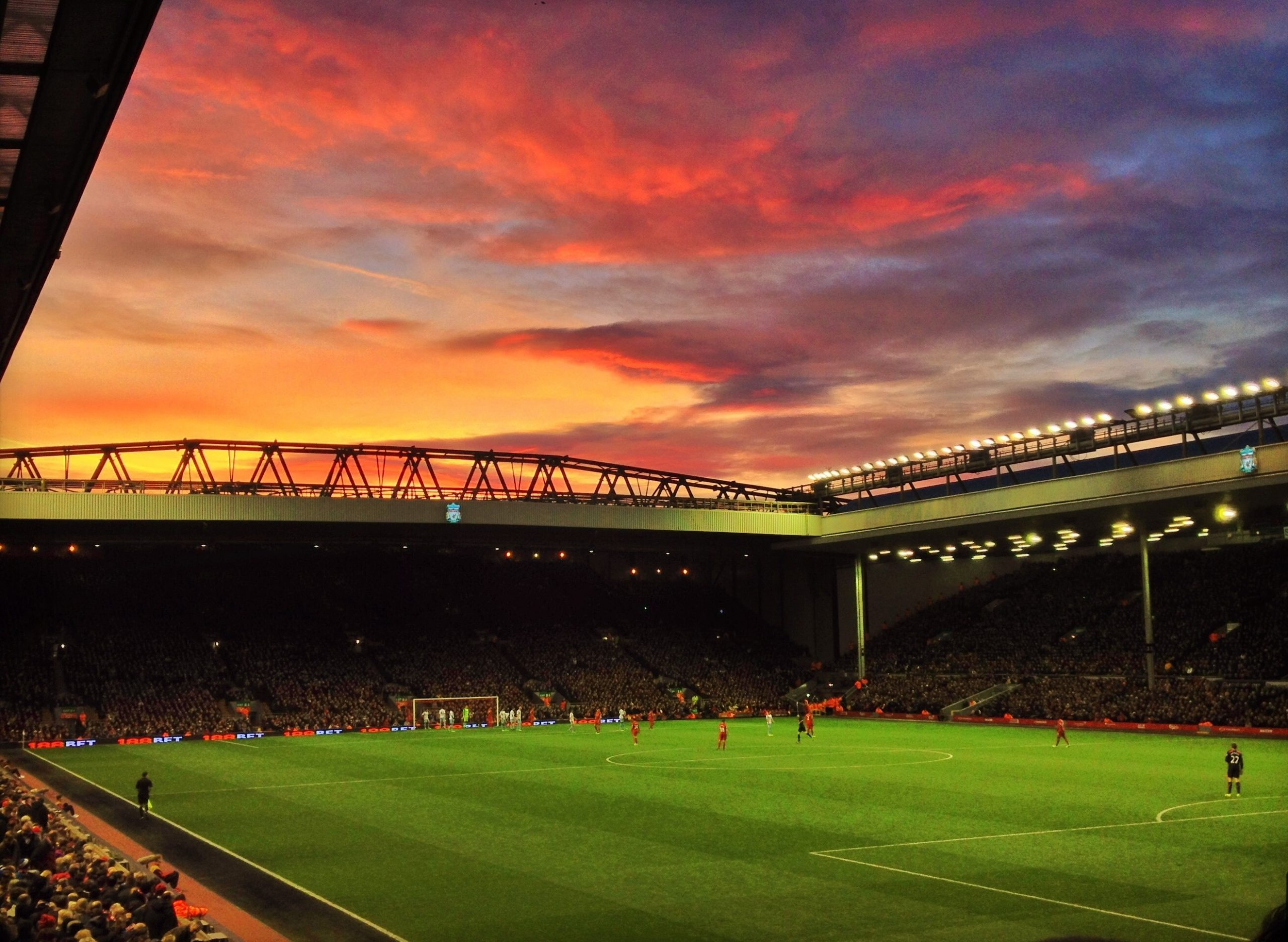 Photo of Liverpool planea ampliar la capacidad de Anfield a 61.000 espectadores