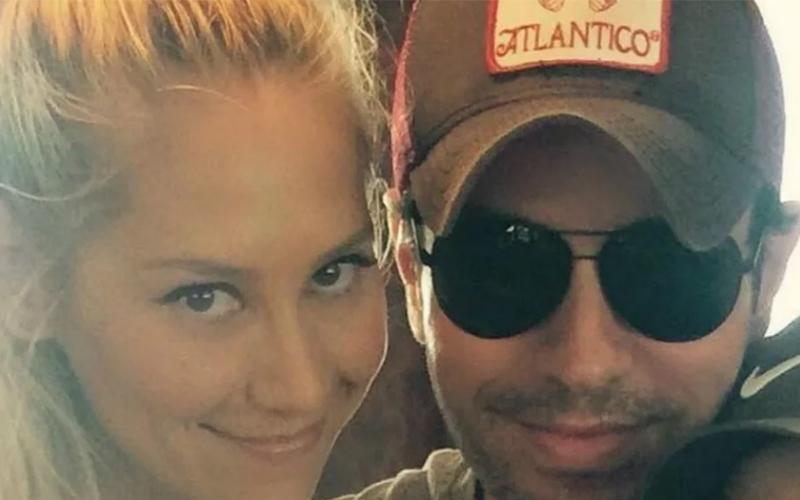 Photo of ¡Ya nació! Enrique Iglesias y Anna Kournikova se convierten en padres por tercera vez