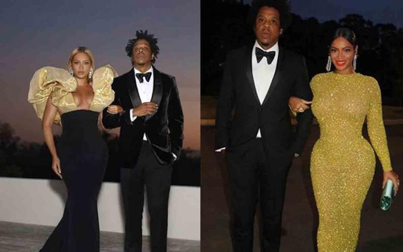 Photo of Beyoncé y Jay-Z protestaron por violencia contra afroamericanos
