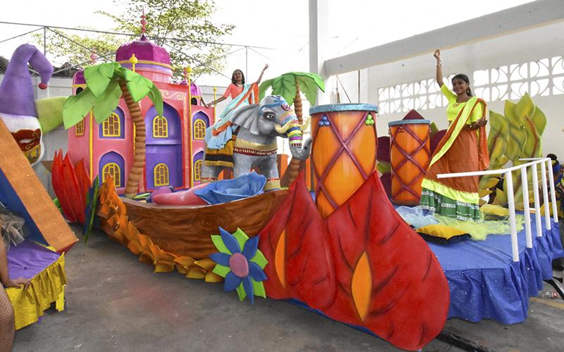 Photo of Mañana se realizará el VII Desfile «Guayaquil es mi Destino en Carnaval»