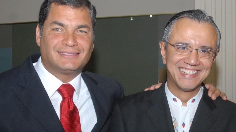 Photo of Correa era un político 'caprichoso' rodeado de personas 'no muy buenas', según Mera y Duarte