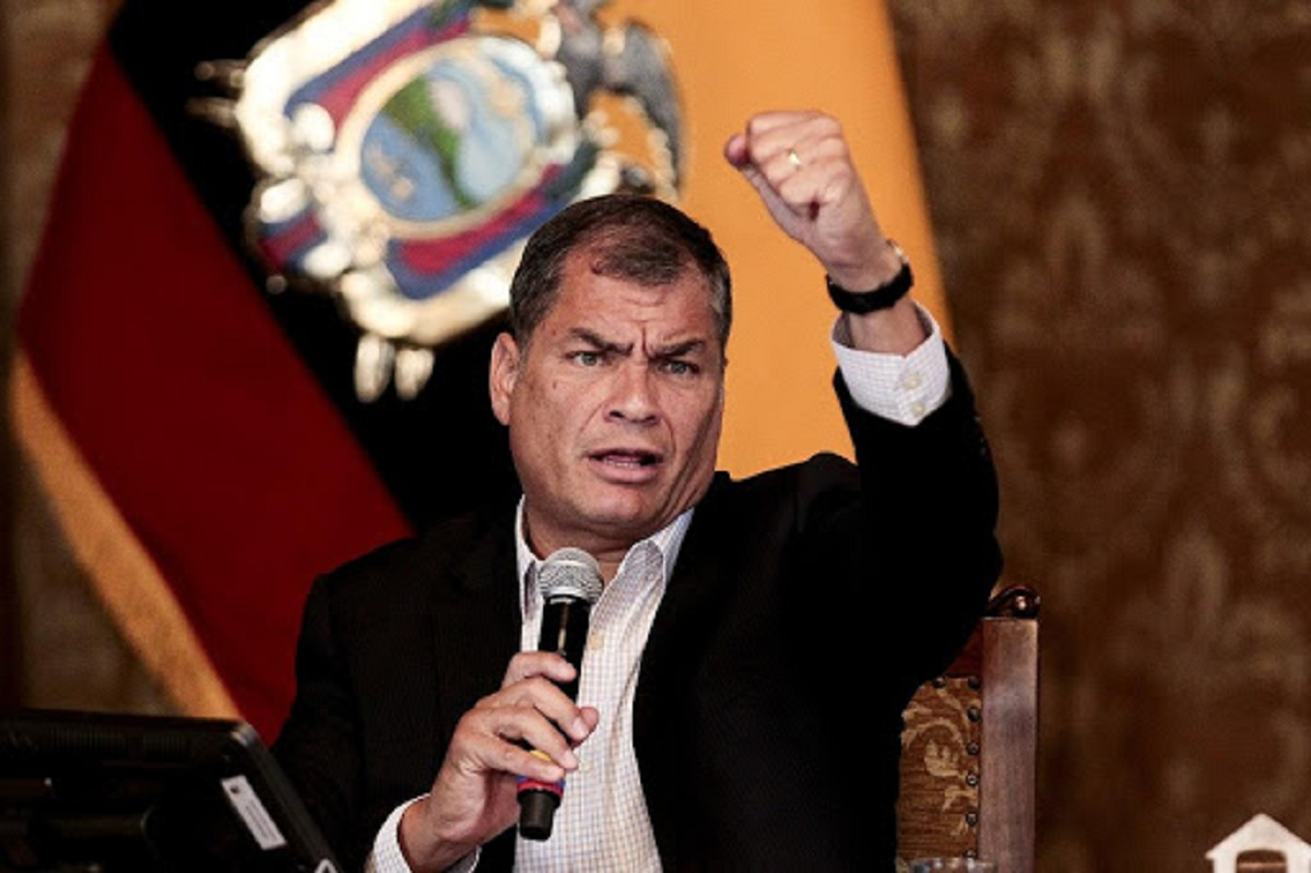 Photo of Correa regresa a Ecuador a fines de este año a inscribir candidatura, dice abogado