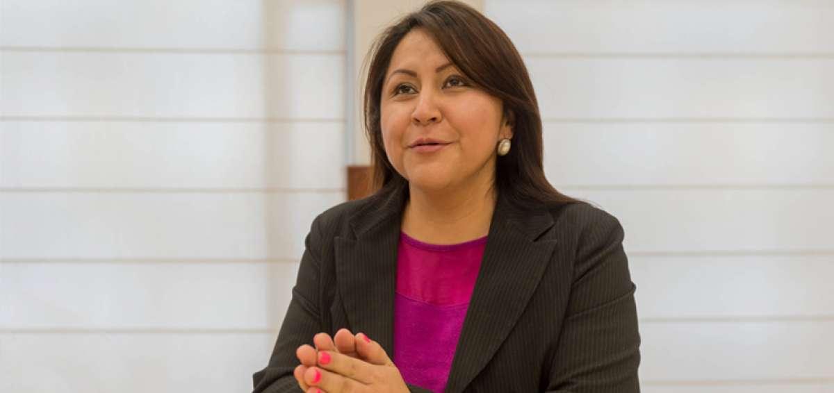 Photo of Ximena Peña: una asambleísta expulsada y otra suspendida en Alianza País