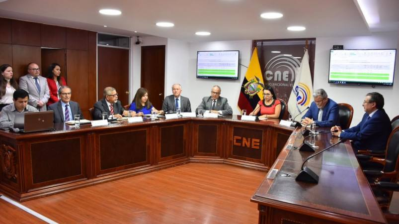 Photo of CNE prevé aprobar la próxima semana el calendario electoral