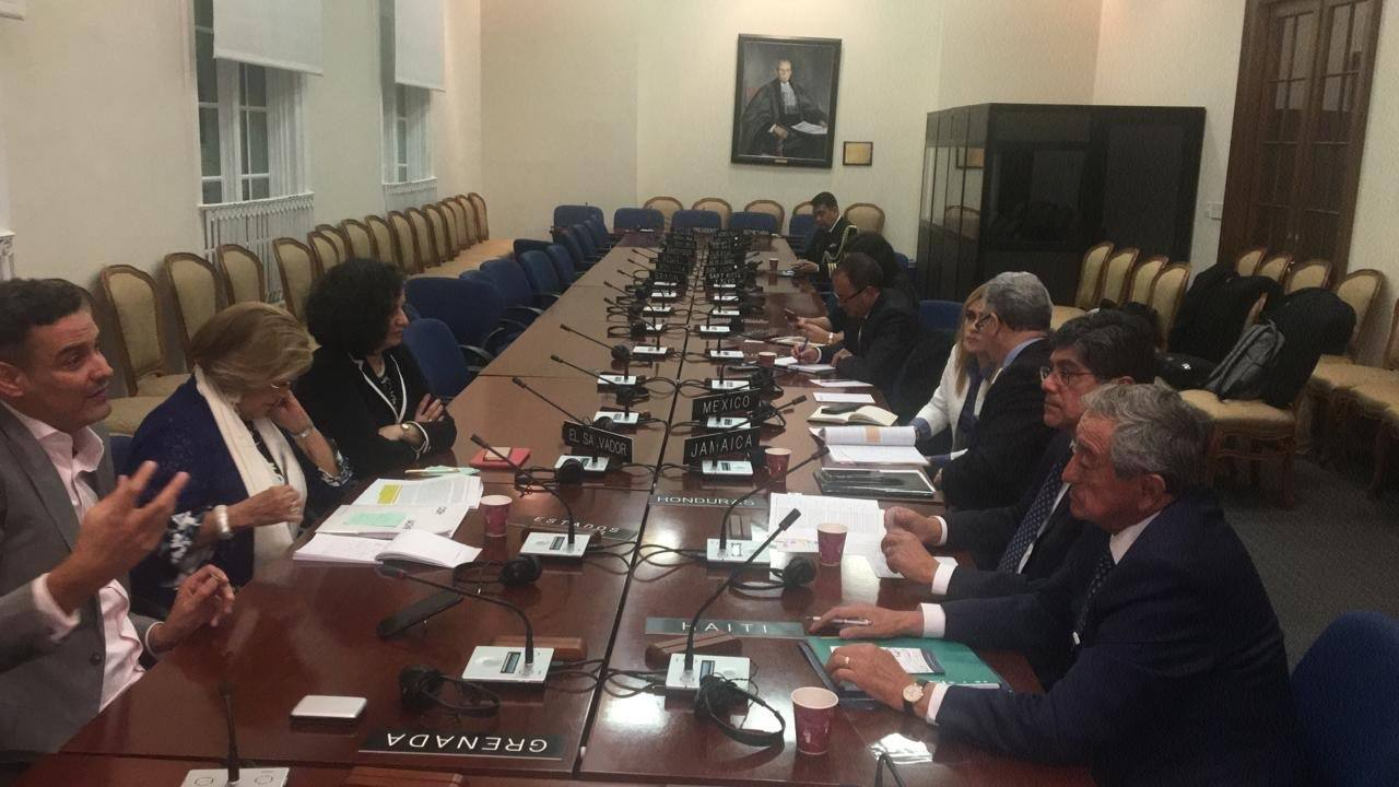 Photo of Gobierno se reunió con autoridades de la CIDH en Washington