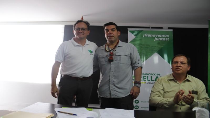 Photo of Ministerio y WCS suscribieron convenio para la gobernanza y gestión en territorios indígenas del Yasuní