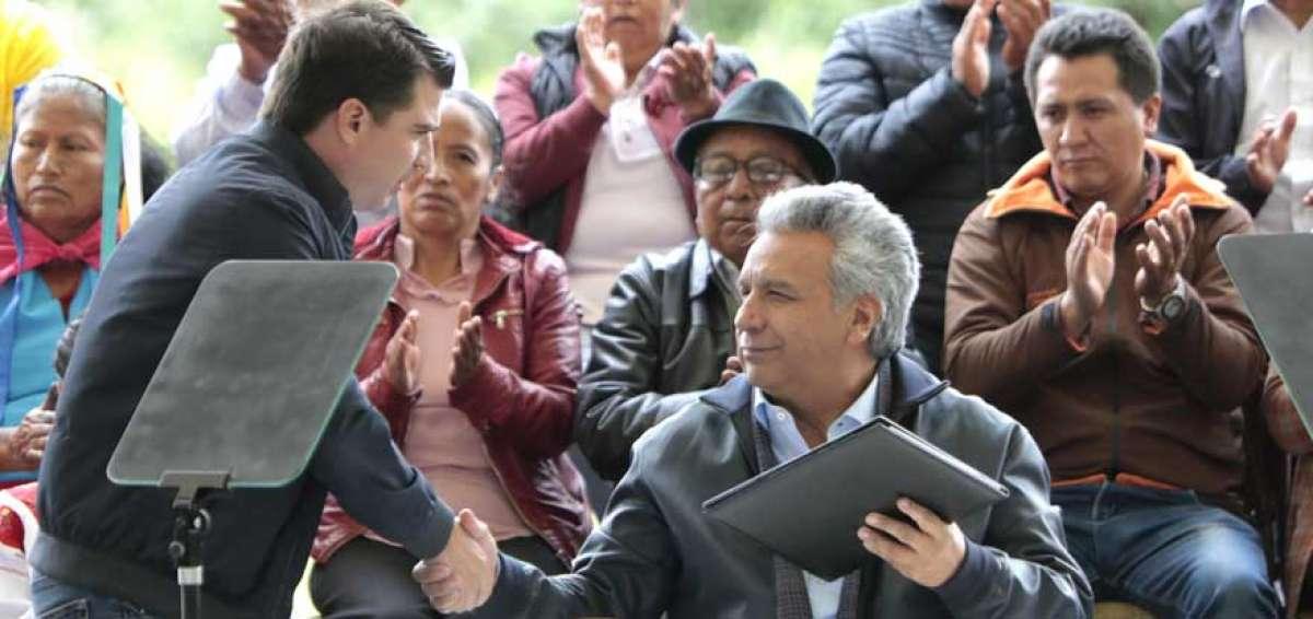 Photo of Nueva política agropecuaria del Ecuador tiene seis ejes