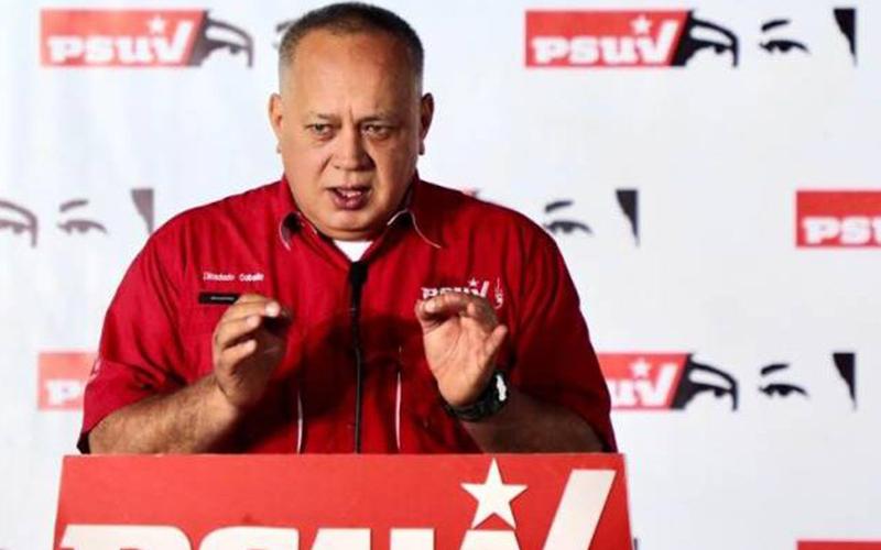 Photo of Diosdado Cabello dice que nadie puede prever qué le va a pasar a Guaidó