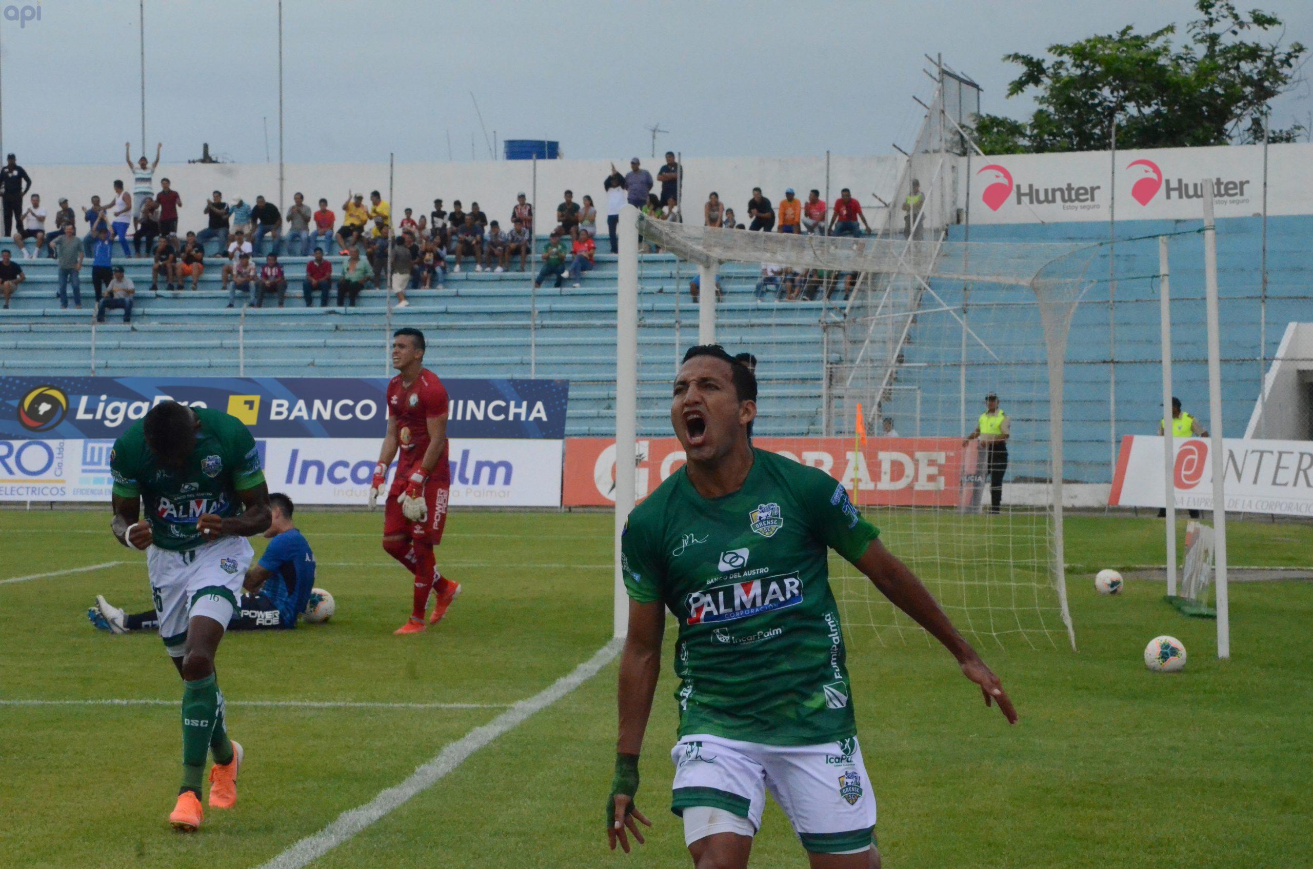 Photo of Con un solitario Gol de Rodriguez, Orense derrota (1 a 0) a Guayaquil City y le quita el invicto en la Liga Pro