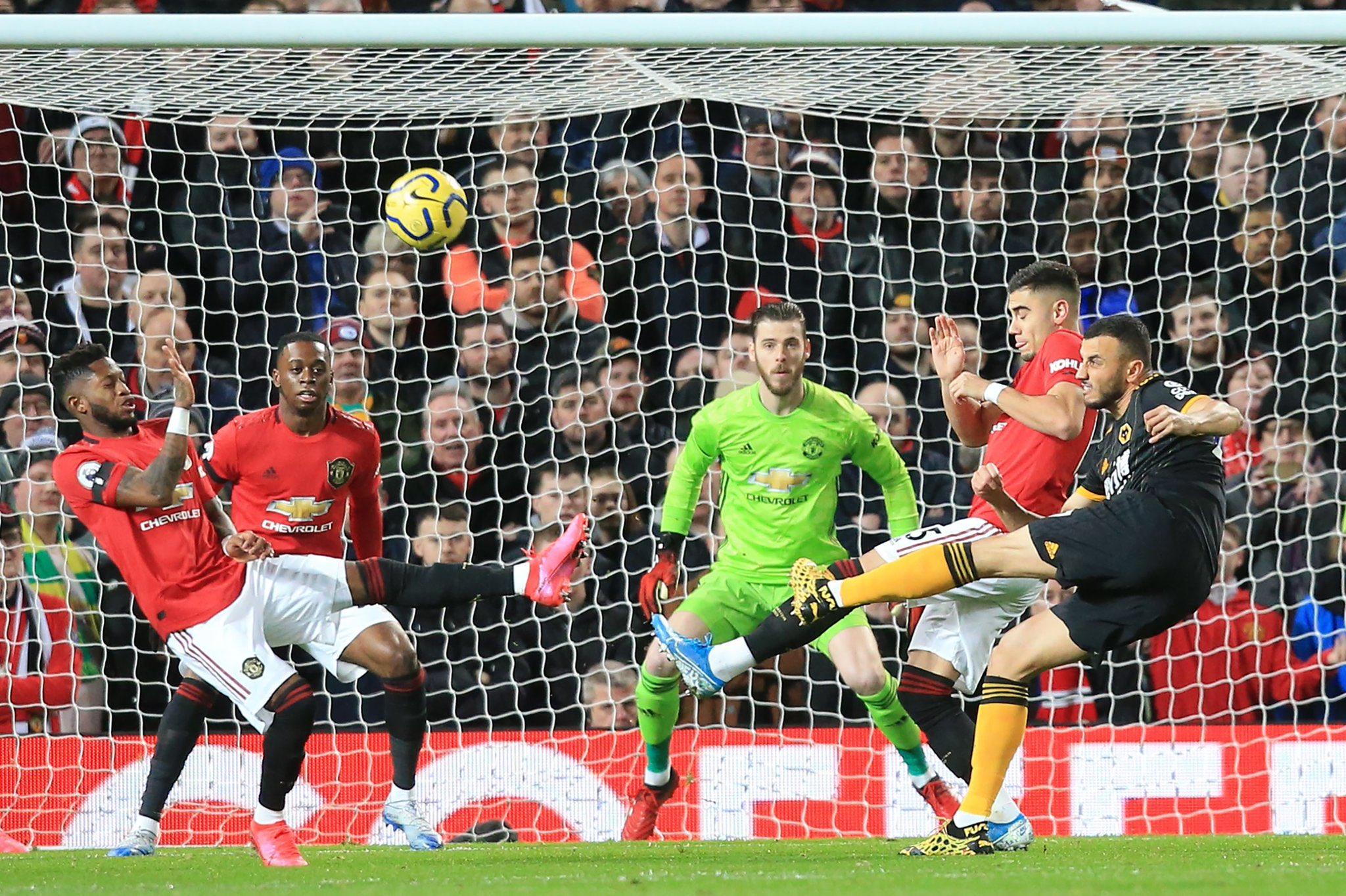 Photo of Vuelven a decepcionar en Old Trafford: Manchester United empató sin goles como local ante Wolves