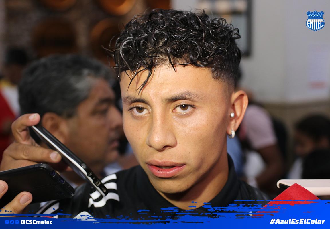 """Photo of Rojas: """"Dejamos un mensaje a Todos, este es un nuevo Emelec comprometido para alcanzar grandes cosas"""""""