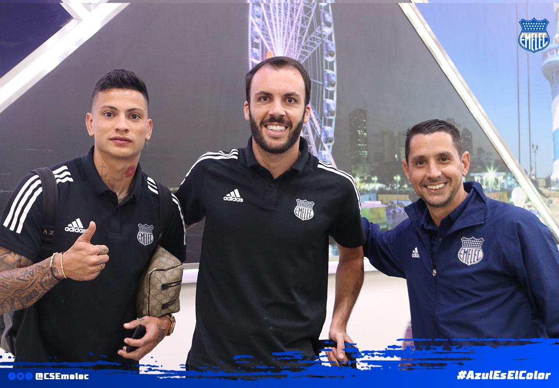 Photo of Rodríguez: «Contento ya que conseguimos lo que fuimos a buscar, en lo individual me voy sintiendo mejor»