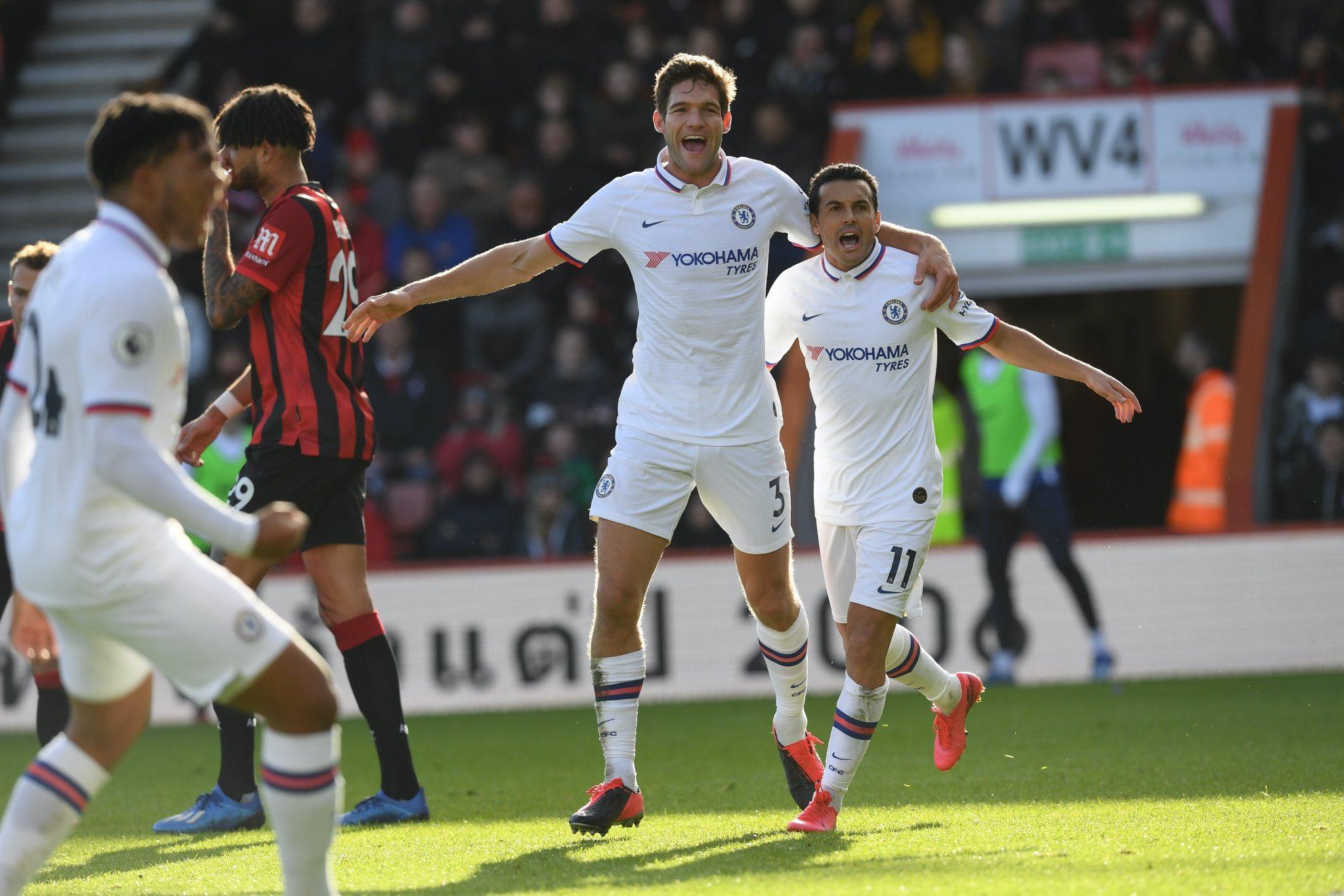 Photo of Un doblete de  Marcos Alonso evitó el triunfo en el Vitality Stadium del Bournemouth y la derrota del Chelsea (2-2)