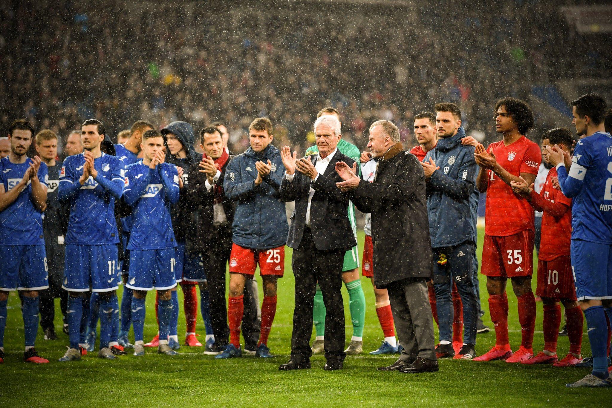 Photo of Hoffenheim y Bayern hacen diez minutos de «huelga» contra ultras