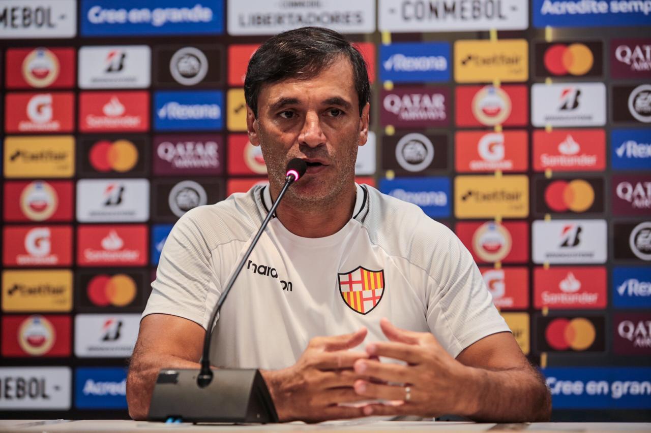Photo of Bustos: «Esperamos un partido duro, como todos los de Copa. CerroPorteño es un buen plantel, a la altura de BSC»