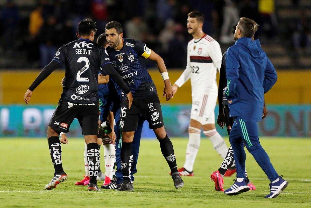 Photo of Recopa Sudamericana: IND.Valle atento al retorno de «Gabigol», que modificará estructura ofensiva