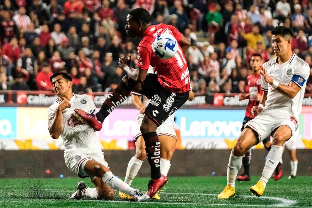 Photo of El Guadalajara vuelve a ganar tras cinco partidos, al vencer a Tijuana