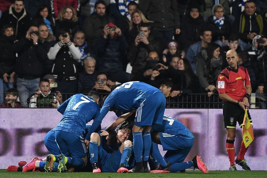 Photo of Cristiano sigue en racha y afianza el liderato del Juventus
