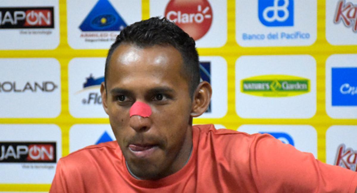 Photo of Baja sensible en Aucas: Enson Rodríguez fuera de las canchas 15 días por lesión