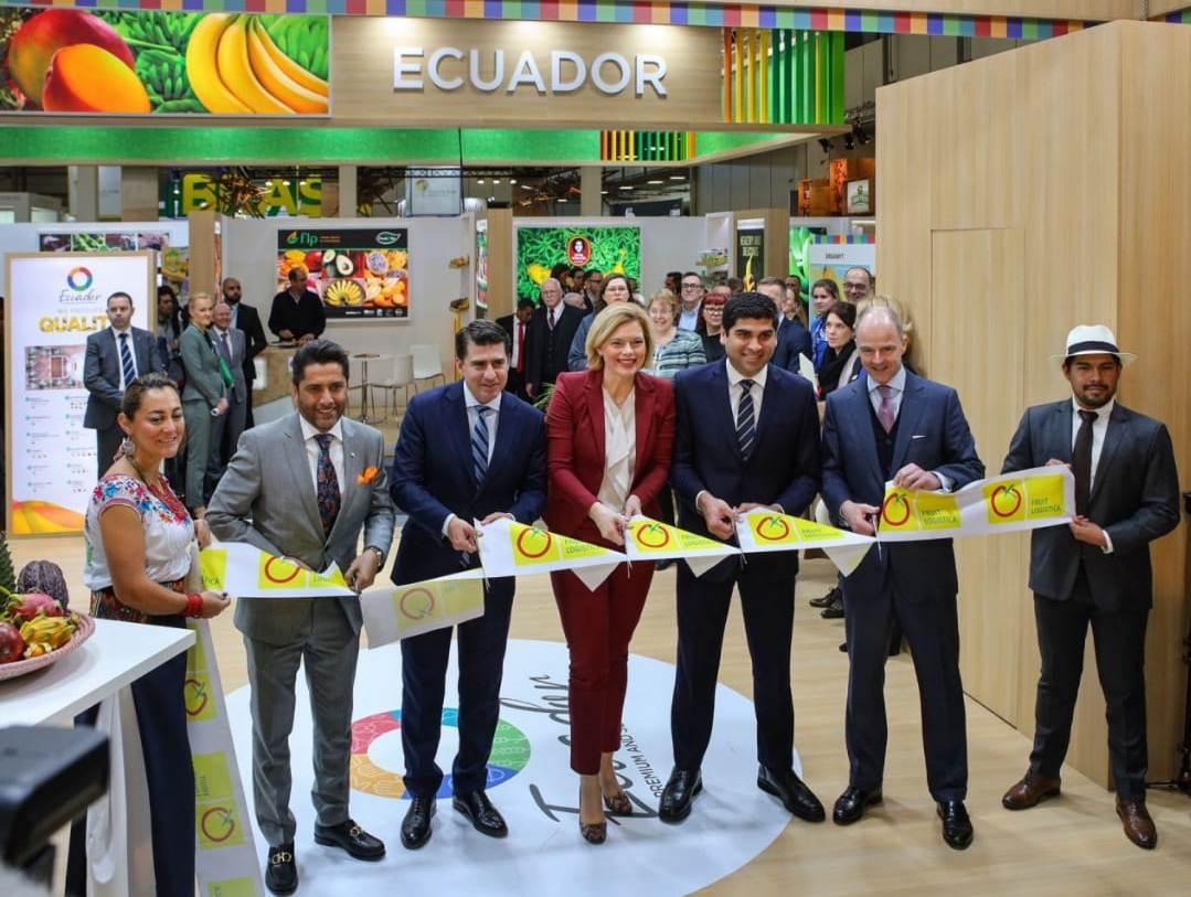 Photo of Ecuador presenta su patrimonio agrícola en la Feria Fruit Logistica 2020