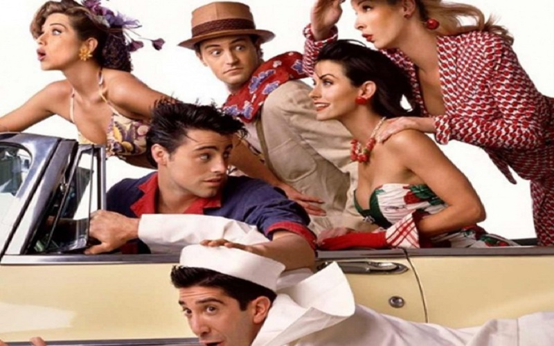 Photo of ¡Es oficial! HBO confirma programa especial de Friends