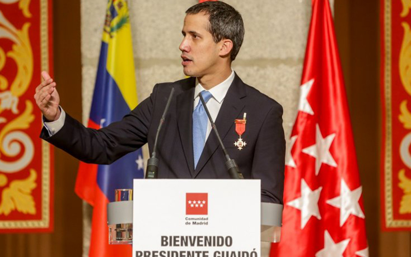 Photo of Guaidó cataloga como «una victoria» las sanciones de EEUU a Rosneft