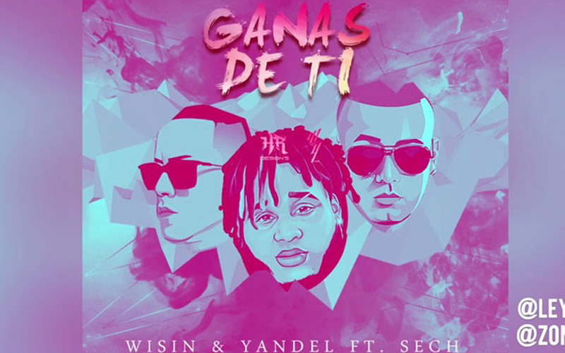 Photo of Wisin y Yandel se contagian del romanticismo de Sech en «Ganas de ti»