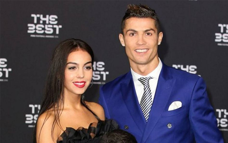 Photo of Georgina Rodriguez reveló detalles íntimos de su primer encuentro con Cristiano Ronaldo
