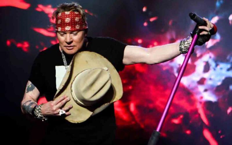 Photo of Guns N Roses dedica canción a Kobe Bryant