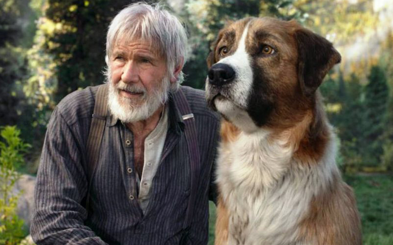 Photo of Harrison Ford regresa a Hollywood para estrenar «The Call of the Wild»