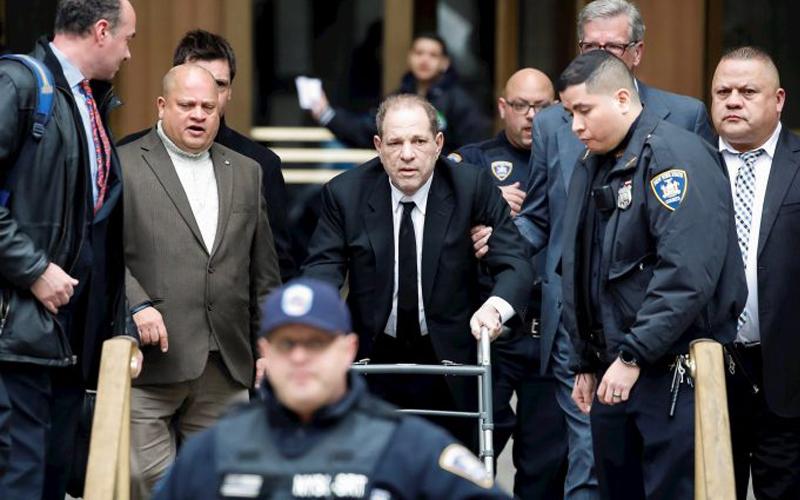 Photo of Juicio de Weinstein podría concluir próxima semana, tras turno de su defensa