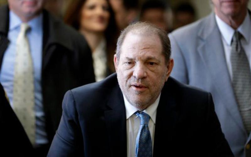 Photo of Weinstein, culpable de dos delitos sexuales en juicio histórico para MeToo