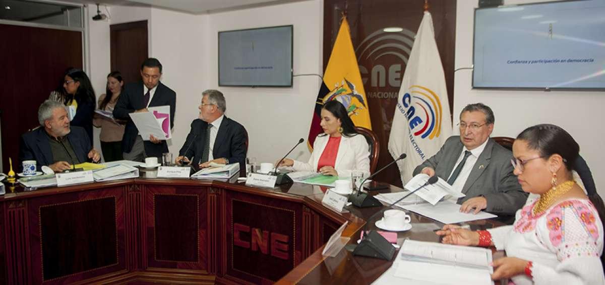 Photo of El presupuesto del CNE incluye la promoción electoral