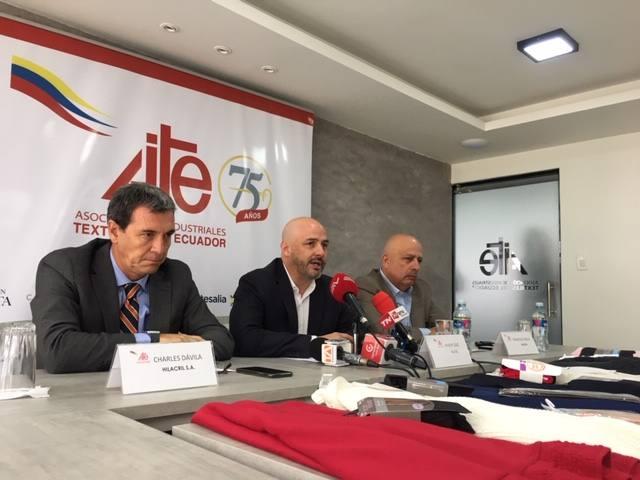 Photo of Sector textil de Ecuador respalda futuro acuerdo comercial con Estados Unidos