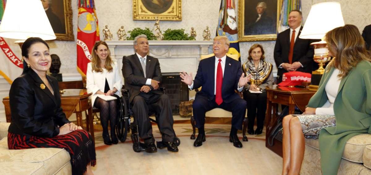 Photo of Ecuador y Estados Unidos se unen por el desarrollo