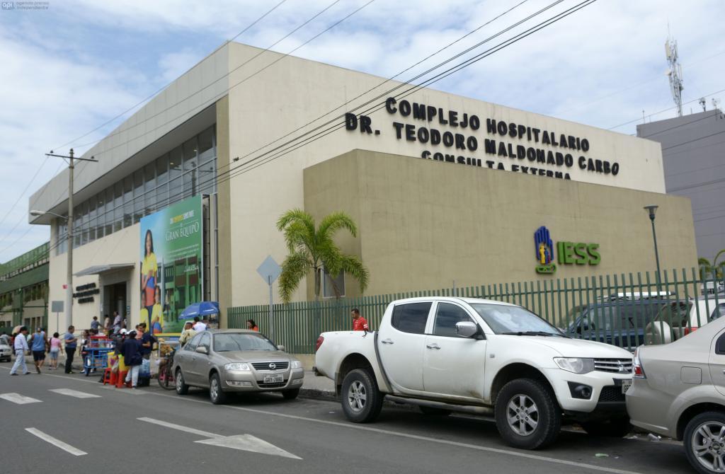 Photo of Hospital del IESS de Guayaquil descarta caso de Covid-19