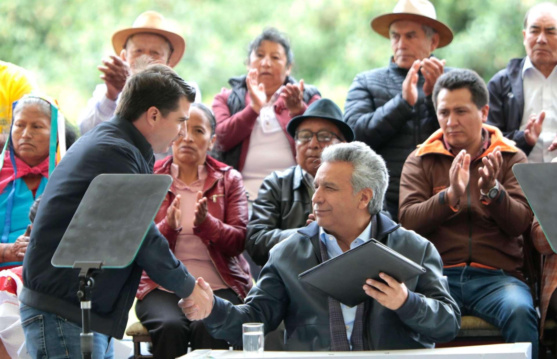 Photo of El agro en Ecuador se estancó desde 2008