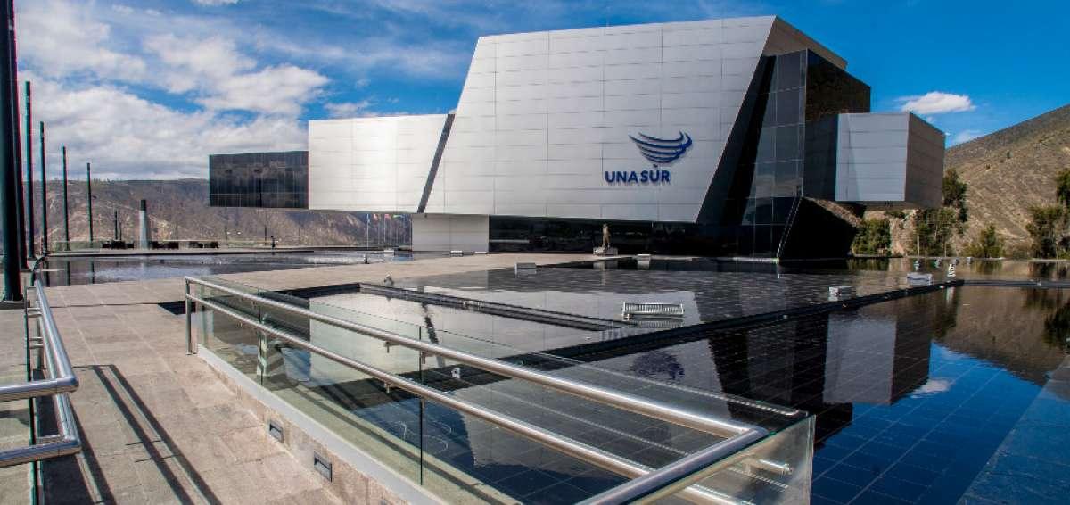 Photo of El edificio de Unasur pasa al Estado en mayo